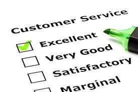 excellent customer service image